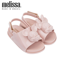 Mini Melissa Cosmic Sandal Mickey Head Girl Boy Jelly Shoes Sandals 2020 Baby