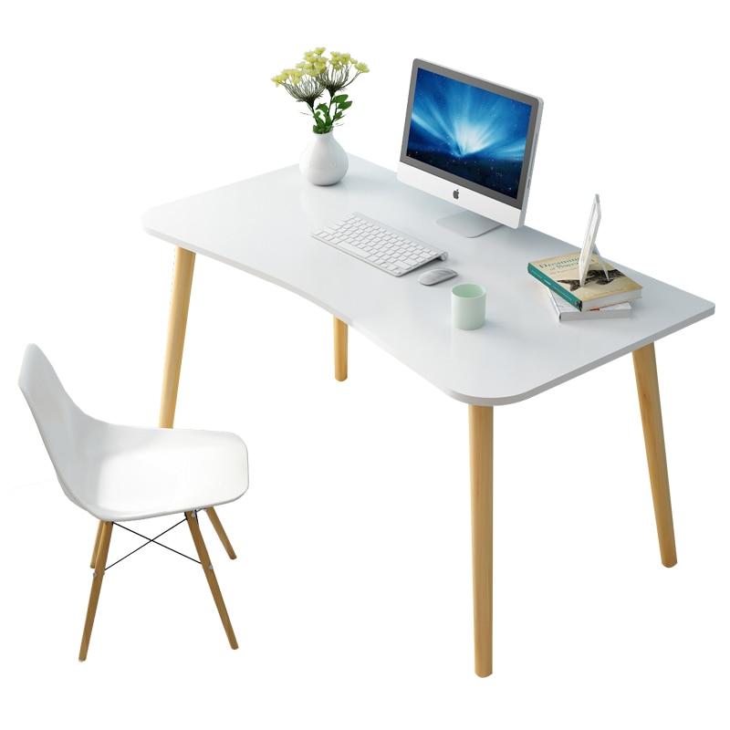 Computer Desktop Desk Desk Home Small Table Simple Nordic Modern Bedroom Desk Student  Writing Desk Study