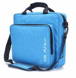 Image 5 - For PS4 /Slim /Pro Massenger Bag Protective Shoudler Bag Travel Storage Case for Sony Console PS4 Playstation4 Accessories