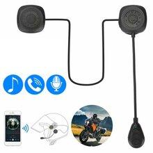Motorcycle Helmet Headset Wireless Wireless 5.0 Headphone Speaker Hands-Free Stereo Music