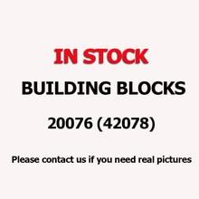 New LepinBlocks 20076 Truck Car Compatible 42078 Technic Model Building Bricks Educational Toys Christmas Gift