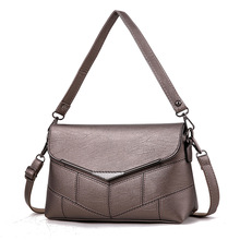 2020 جديد وصول حمل بولي Pu حقائب كتف الأم موضة المرأة حقيبة ساع السيدات صدفي حقيبة كروسبودي