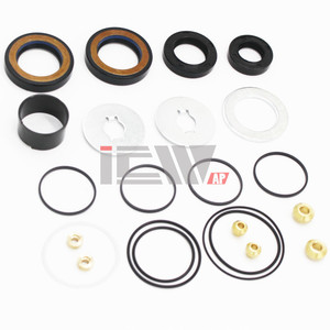 Image 1 - Auto Power steering assembly Rack kit gasket For Toyota ESTIMA PREVIA 1990 1999 OEM:04445 28030