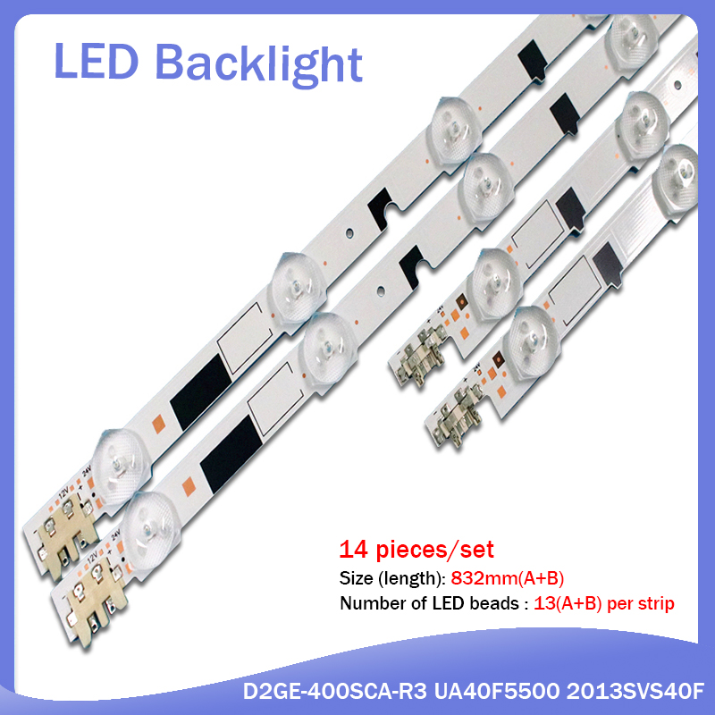 832mm LED Backlight Lamp 9led For SamSung 40