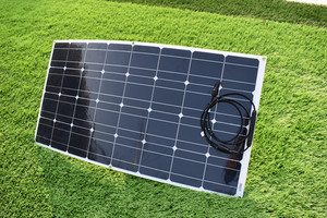 Image 4 - 400Wเท่ากับ4Pcs 100Wแผงโซลาร์เซลล์Mono Solar Cell 100W 12V solar ChargerสำหรับRVหลังคาบ้านเรือ200W 300W