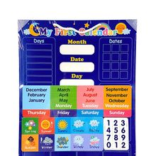 Weather Calendar Magnetic Board Whole Brain Development Wisdom Learning Enlightenment Creative Children Toys
