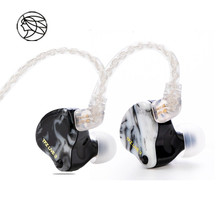 TFZ חי 3 כפול מגנטי מעגל גרפן נהג דינמי Hifi באוזן אוזניות צג מוסיקה משחק אוזניות עם כבל משודרג