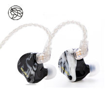 TFZ LIVE 3 Dual Magnetic Circuit Graphene Dynamic Driver Hifi In Ear Earphone Monitor Music Game Headset With Upgraded Cable