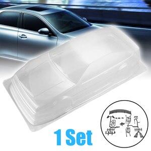 190mm Clear PVC RC Car Body Sh