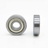 10pcs/50pcs 16100ZZ 10x28x8mm bike wheels bottom bracket repair bearing motor bearing 16100 2Z deep groove ball bearing