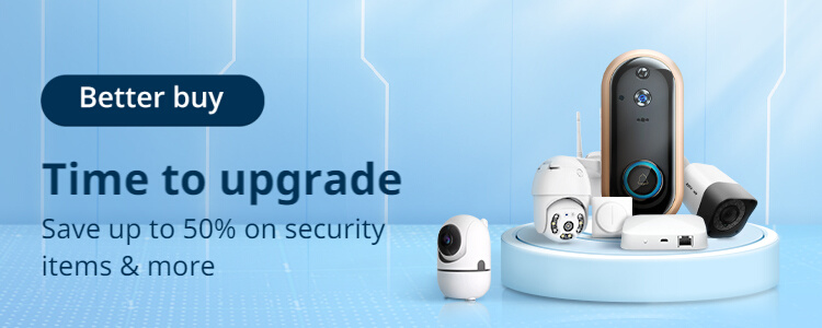 aliexpress.com - Up To 50% discount on Security Camera