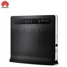Original HUAWEI B593s-22 wireless wifi 4G LTE router+2PCS Antenna
