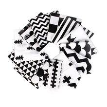 50*145 см волнистые клетчатые полосатые узоры набивная хлопковая ткань, материалы для ручных поделок для шитья одежды для ручной работы, 1Yc2199
