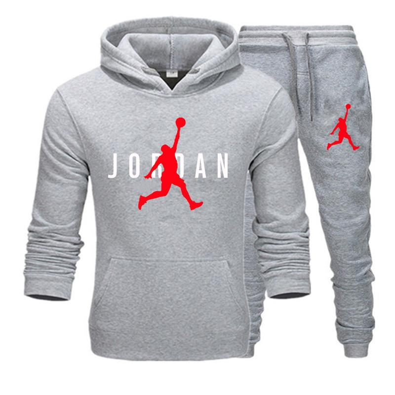 Jordan pullover sweat suit for men