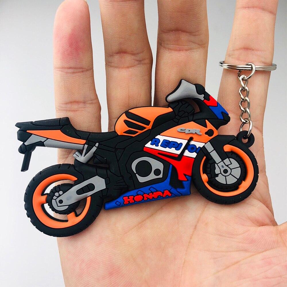 Модная модель мотоцикла брелок для ключей honda cbr600rr cbr1000rr