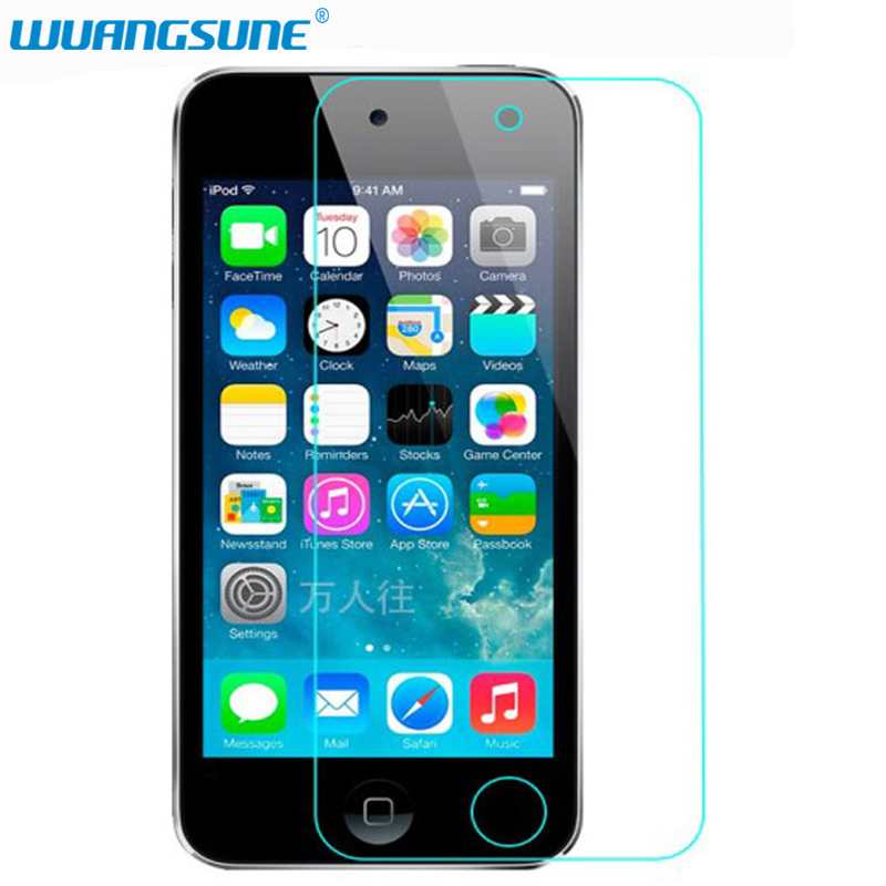 For Apple IPod Touch 4/5/6/7 Genuine Explosion Proof Premium Tempered Glass Film Screen Protector Anti Shatter Film