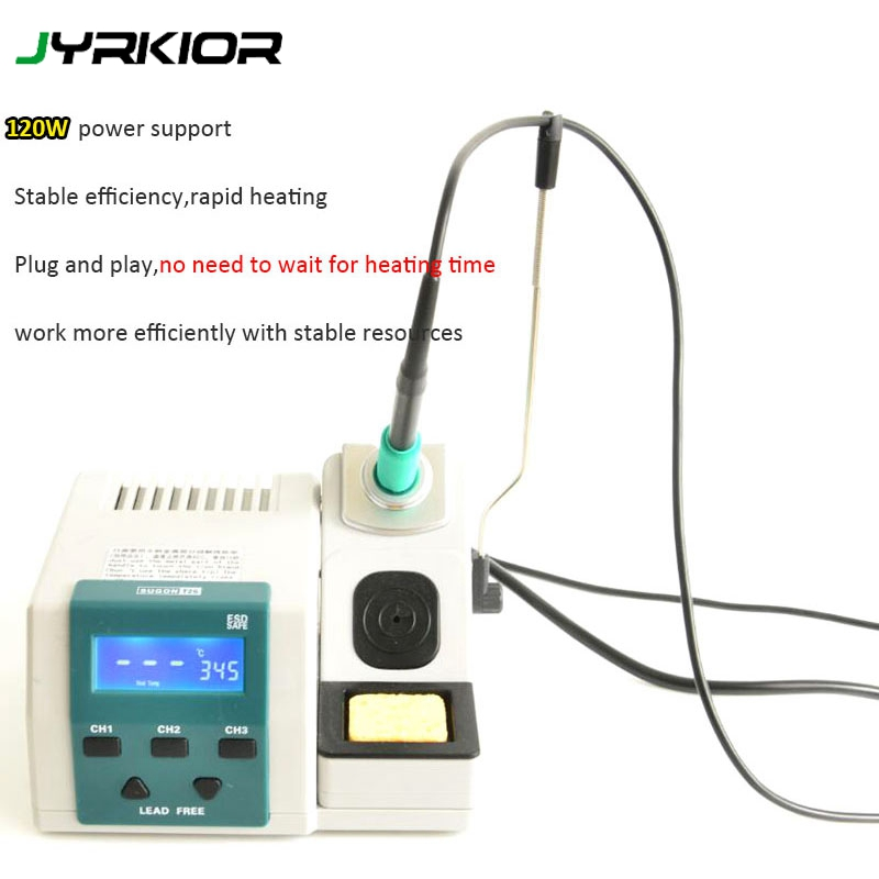 SUGON T26 2 Seconds Temporary Warming Humanized Design Precision Electric Soldering Station Suitable For JBC Soldering Tip