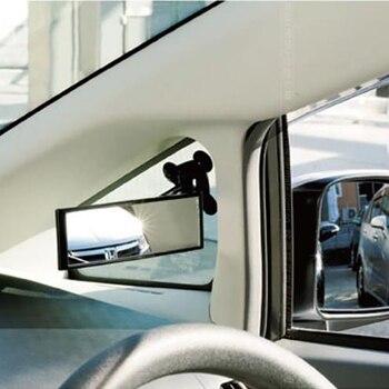 Accesorios de Interior de diseño de coche de visión Real, espejo retrovisor...