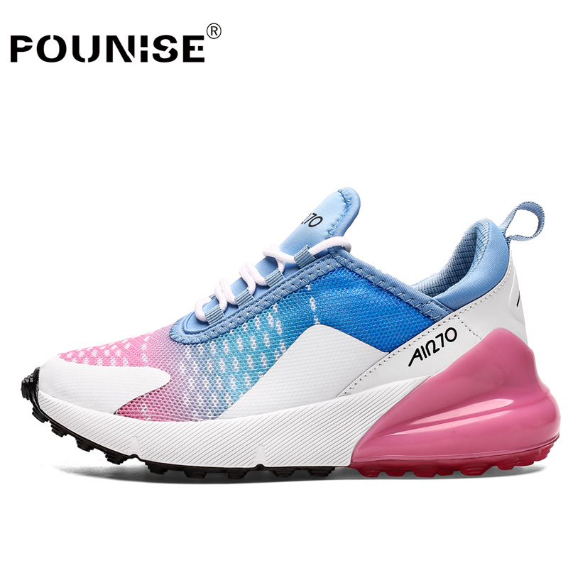 Fashion Women's Casual Shoes 2019 Winter Female Sneakers Ladies Flats Vulcanized Shoes Breathable Sport Shoes Woman Trainer