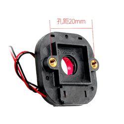 M12 Lens Mount Holder Double Filter Switcher HD IR CUT Filter for HD CCTV Security Camera Accessories|Części do telewizji przemysłowej|   -
