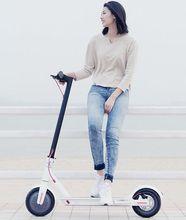 (EU STOCK)2019 Xiaomi Mi Electric Scooter Mijia M365 Pro Smart E kick scooter Mini Foldable Hoverboard Longboard Adult 45km цены онлайн