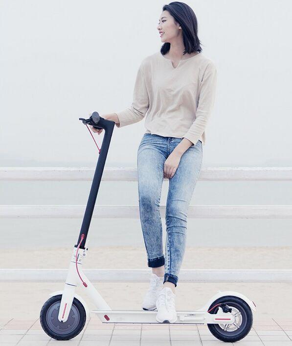 (STOCK EU) 2019 Xiao mi mi Scooter électrique mi jia M365 Pro Smart E kick scooter mi ni pliable Hoverboard Longboard adulte 45km