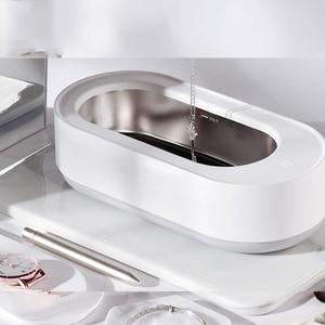 Image 2 - Xiaomi EraClean contrôle intelligent nettoyeur à ultrasons 45000Hz haute fréquence Vibration bijoux lunettes nettoyant Machine de nettoyage