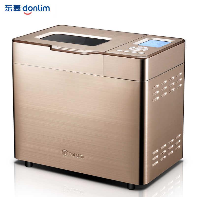 Ménage entièrement automatique Machine à pain électrique pain grille-pain Intelligent nouille Fermentation automatique pain Machine 220V