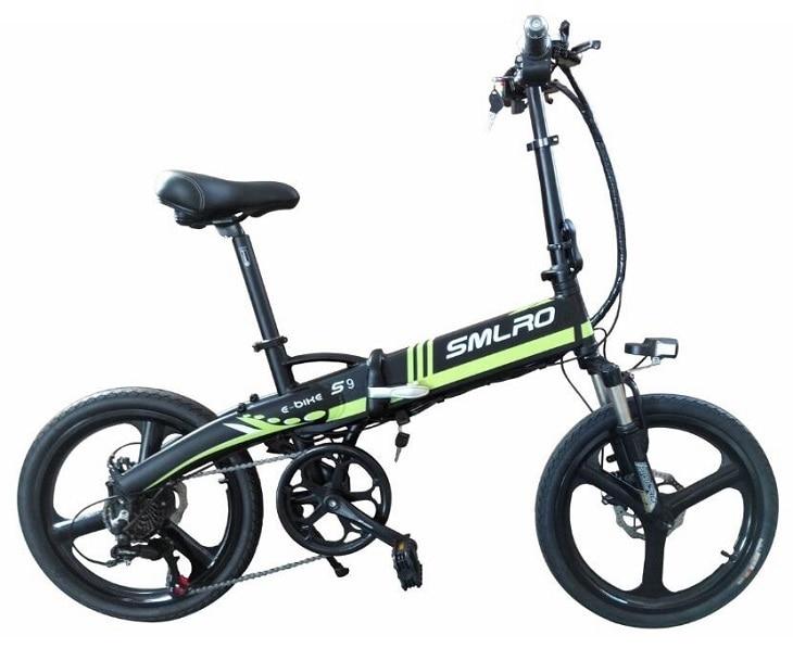 S9F China manufacturer 20 inch e bike 48v 1000w Bafang Motor fatbike 14AH Sam sung battery folding electric bike 7