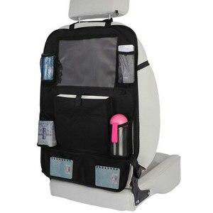 Image 5 - недавно выпущенный удобный для автомобиля кресло менеджер спинки многоступенчатый мешок мешок мешок коробки автомобильный мешок хранения пластины компьютер держатель организатор хранения плетеная сумка лада гранта