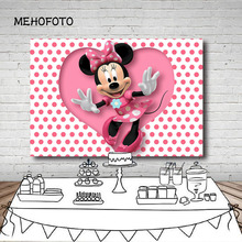 Newborn Baby Photography Backdrops Minnie Mickey Background Birthday Party Photo Background for Children Backdrops Studio allenjoy photography backdrops paper plane children newborn background for photo studio