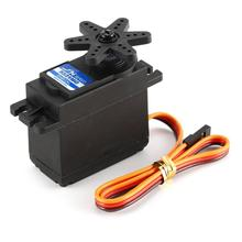 JX PDI-5521MG 20.32kg Steering Digital Metal Gear Core Servo with High Torque for 1/10 1/8 RC Car Boat Model DIY