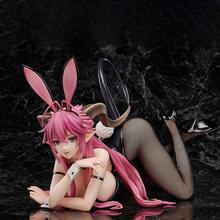 FREEing-figura de acción de Anime, Sexy, The Seven Deadly Sins, Asmodeus, figura de acción de PVC, conejo japonés Ver, muñeco de colección para adultos, regalo