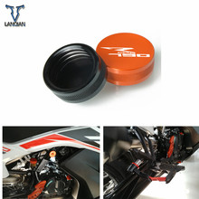 FOR KTM 790 Adventure R 2019 790 Adventure 2019 Motorcycle Accessorie Rear Brake Master Cylinder Reservoir Cover Cap protector