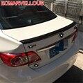 Автозапчасти для наружной отделки Авто персонализированные Спойлеры крылья 06 07 08 09 10 11 12 13 для Toyota Corolla