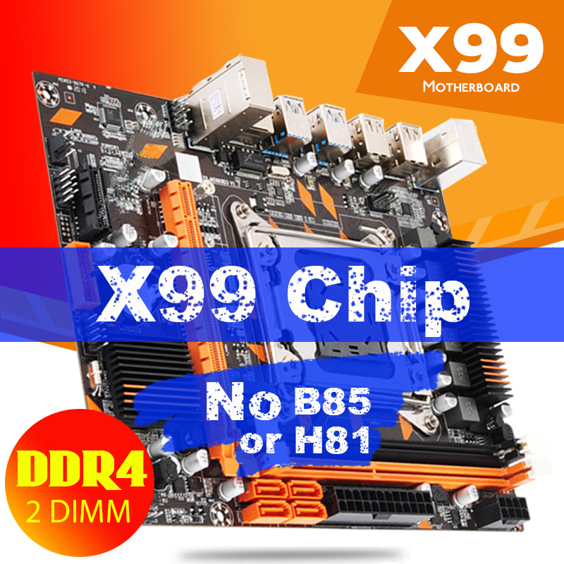 atermiter X99 DDR4 D4 motherboard slot LGA2011 3 USB3.0 NVME M.2 SSD support DDR4 memory and Xeon E5 V3 processor|Motherboards| - AliExpress