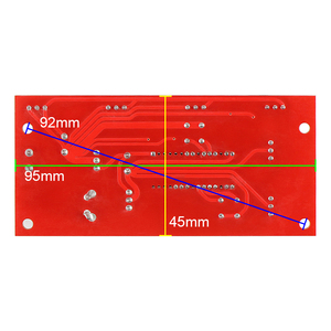 Image 5 - Ghxamp UPC1892CT Preamp لهجة مجلس Preamplifier لهجة التحكم الجهد فصل نوعية جيدة المزدوج تيار مستمر 12 فولت 24 فولت 1 قطعة