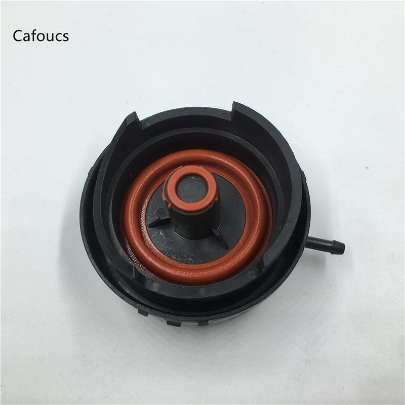 Cafoucs Engine Air Valve Caps Cover For BMW E60 E65 E66 E70 E83 E88 E91 E92 F10 N52 128i 328i 528i X3 X5 Z4 11127552281