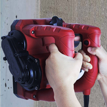 Electric-Tool Planer Wall Shovel Concrete Wall-Renovation Dead-Angle Rough Old Dust-Free