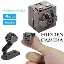 2 tipo SQ8 Mini DV cámara de visión nocturna HD cámara de grabación de interpolación de deportes extremos HD mini cámara de vigilancia cámara CCTV