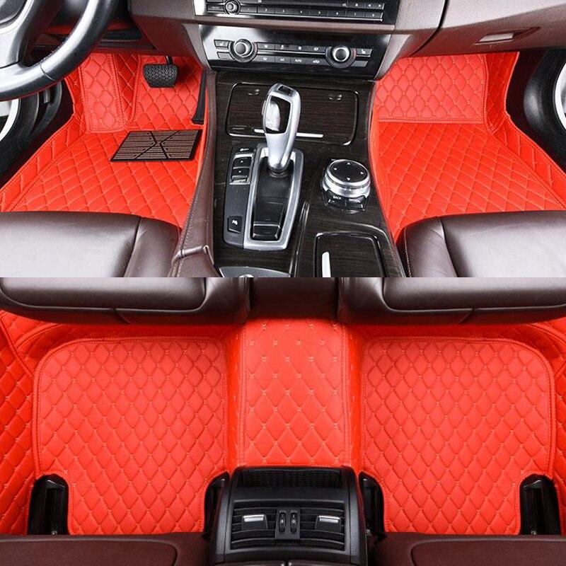 GGBAILEY Black Oriental Driver /& Passenger Floor Mats Custom-Fit for Mazda CX-5 2017-2018