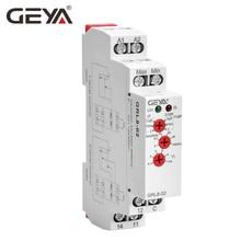 цена на Free Shipping GEYA GRL8 Water Level Controller Liquid Relay 10A  AC DC 24V 220V Wide Range Voltage Water Pump Relay