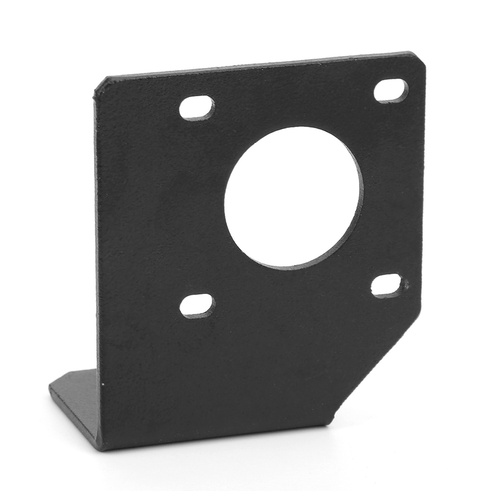 YWBL-WH Y Axle Nema 17 Stepper Motor Mounting Bracket Support Replacement Accessories for CR-10