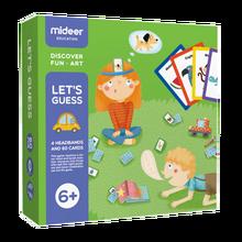 Mideer детская вечеринка развивающая активность Классические