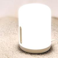 ELEG Xiaomi Mijia Bedside Lamp 2 Smart Light Voice Control Contact Switch Mi Home App Led Bulb for Apple Homekit Siri Eu Plug