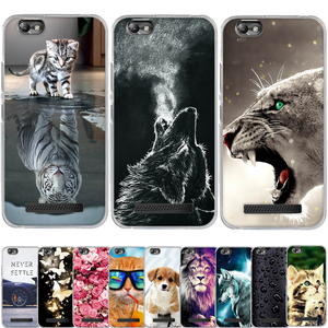Case For Lenovo Vibe C A2020 A2020a40 Case Silicone Cover For Lenovo Vibe C A2020a40 Cover funda for Lenovo A2020 Phone Case cat(China)