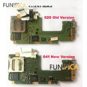 Image 3 - 99% nowa oryginalna płyta główna (041 poprawiona wersja) dla Canon 70D płyty głównej 70D ASSY DC/DC lustrzanka część naprawcza