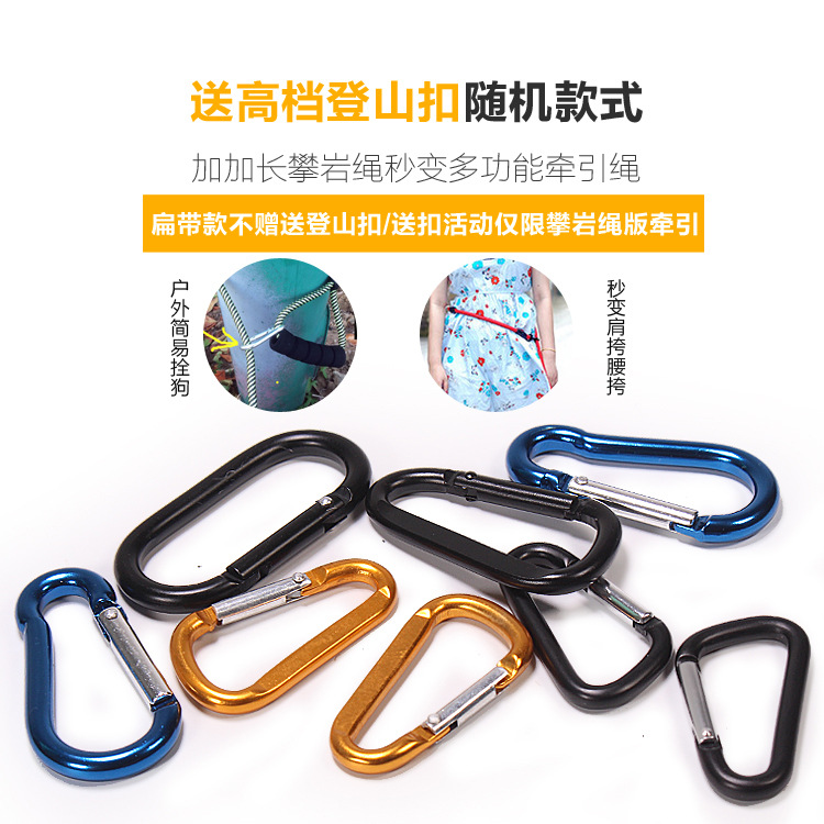 Dog Hand Holding Rope Rough Recall 3 M 5 M 10 Golden Retriever Training Lengthen Small Large Dog Dog Leash Dog Chain