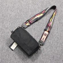 Vintage Strap Men Shoulder Bag Canvas Korean Zipper Fashion Shoulder Bag Casual Travel Bolsos Para Hombre Crossbody Bag DE50NDJ