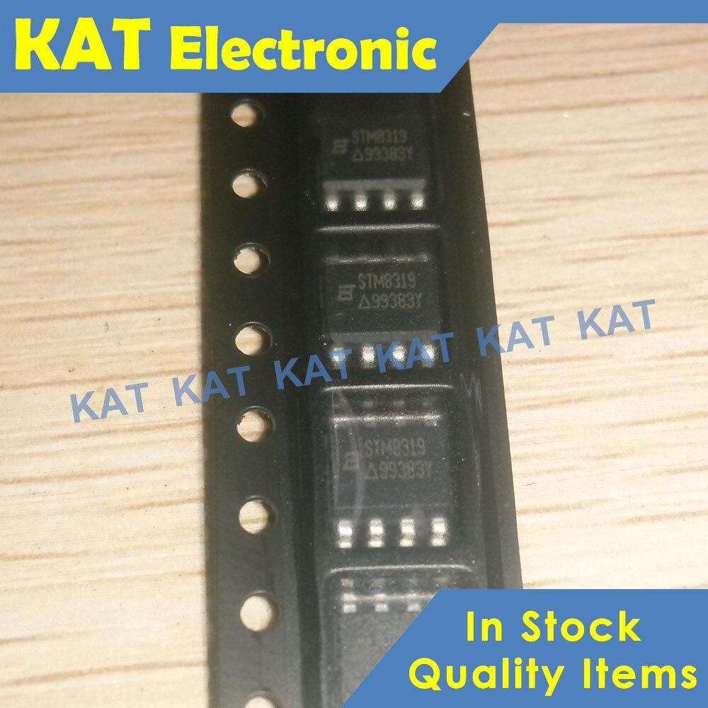 5PCS/Lot STM8319 SOP-8 Dual Enhancement Mode Field Effect Transistor (N And P Channel )